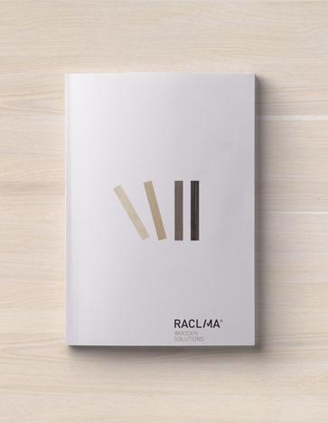 Raclima - Ximo Roca Diseño. Diseño de catálogo de productos para empresa ubicada en Valencia dedicada a la fabricación de tableros para la construcción y mobiliario.