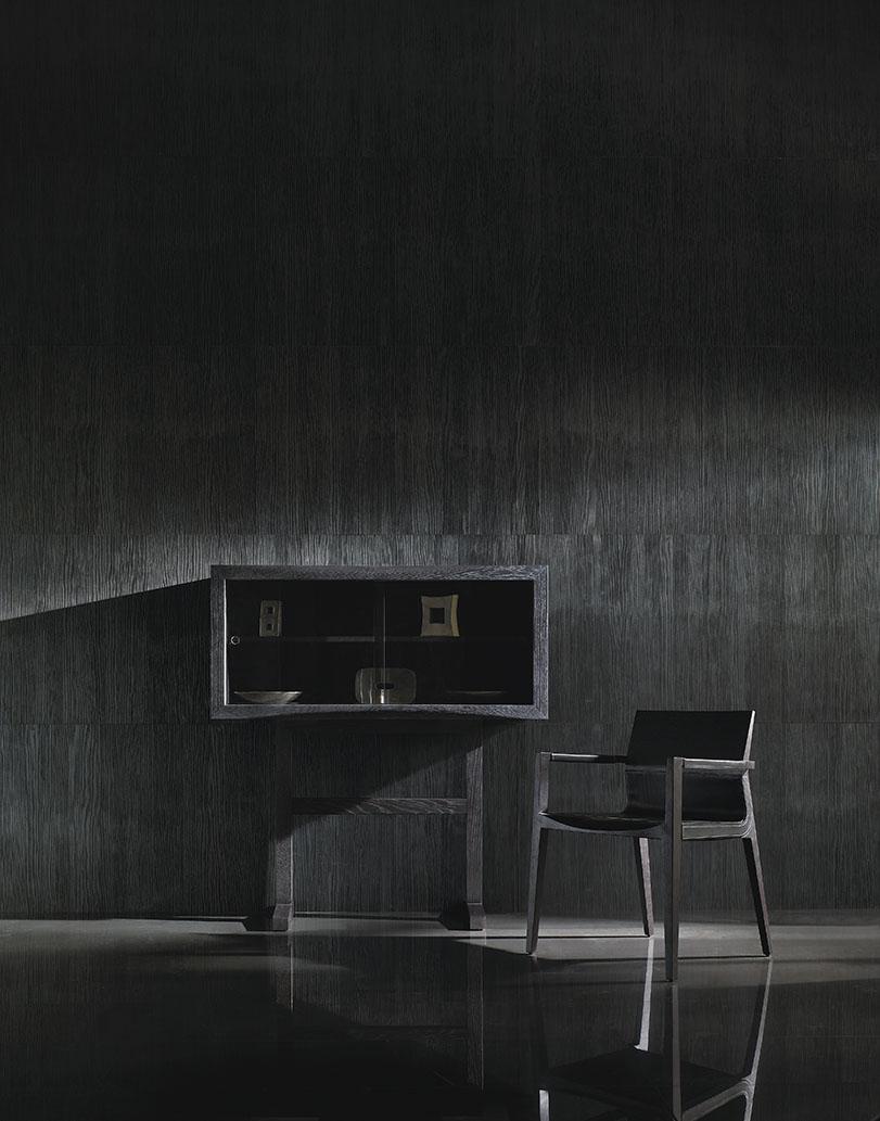 Alameda - Ximo Roca Diseño. Diseño de mobiliario que se caracteriza por el metódico cuidado en su elaboración así como por la utilización de maderas nobles.