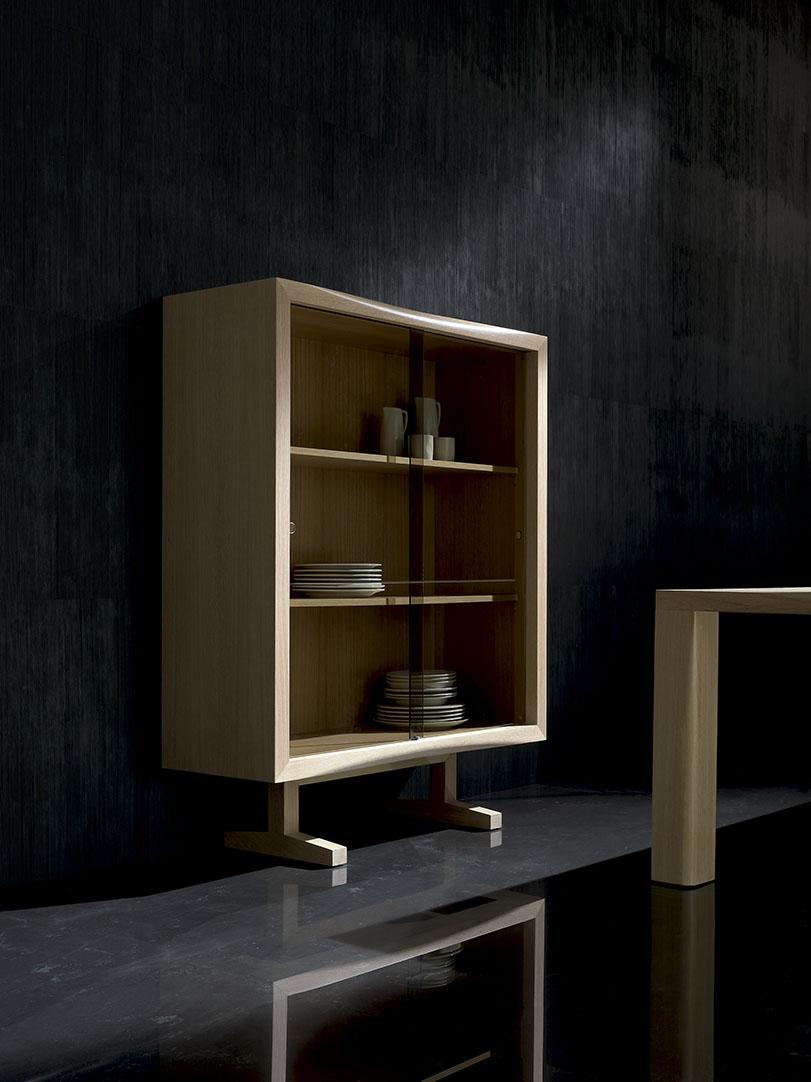 Alameda - Ximo Roca Diseño. Diseño de mobiliario para el hogar que se caracteriza por el metódico cuidado en su elaboración y utilización de maderas nobles.