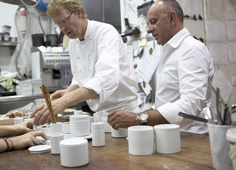 Colección Babel, vajillas de diseño en porcelana para Porvasal by Ximo Roca