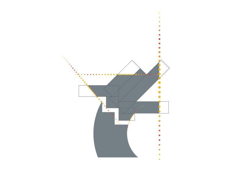 Flames - Ximo Roca Diseño. Diseño de identidad corporativa, papelería corporativa, Branding para empresa dedicada a la creación de quemadores paelleros a gas