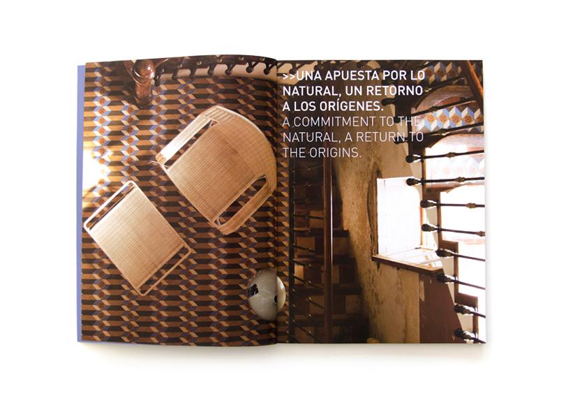 Point - Ximo Roca Diseño. Diseño y maquetación del catalogo de productos para fabricante de muebles en fibra trenzada, para exterior , jardin y terraza