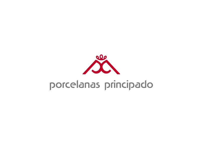 Porcelanas Principado - Ximo Roca Diseño. Diseño y desarrollo de identidad corporativa para Principado