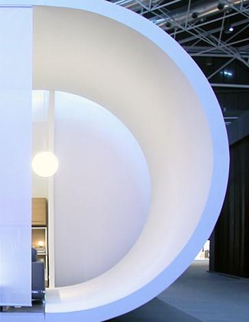 Incola - Ximo Roca Diseño. Diseño de stand para Feria Hábitat Valencia. Somos un estudio de diseño localizado en Valencia dedicado al diseño y montaje de stands