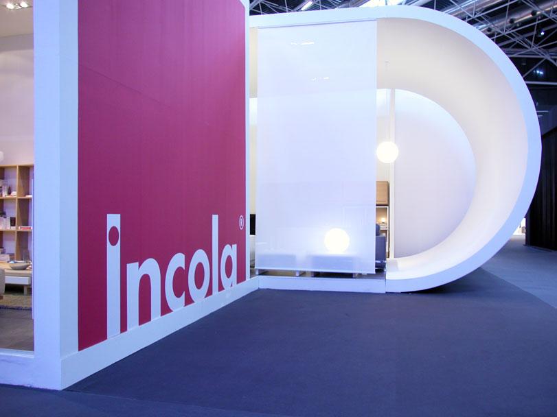Incola - Ximo Roca Diseño. Diseño de stand para Feria Hábitat Valencia