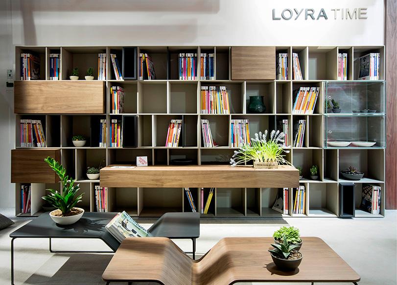 Loyratime ximo roca dise o - Loyra mobiliario ...