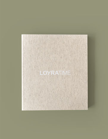Catálogo LoyraTime - Ximo Roca Diseño