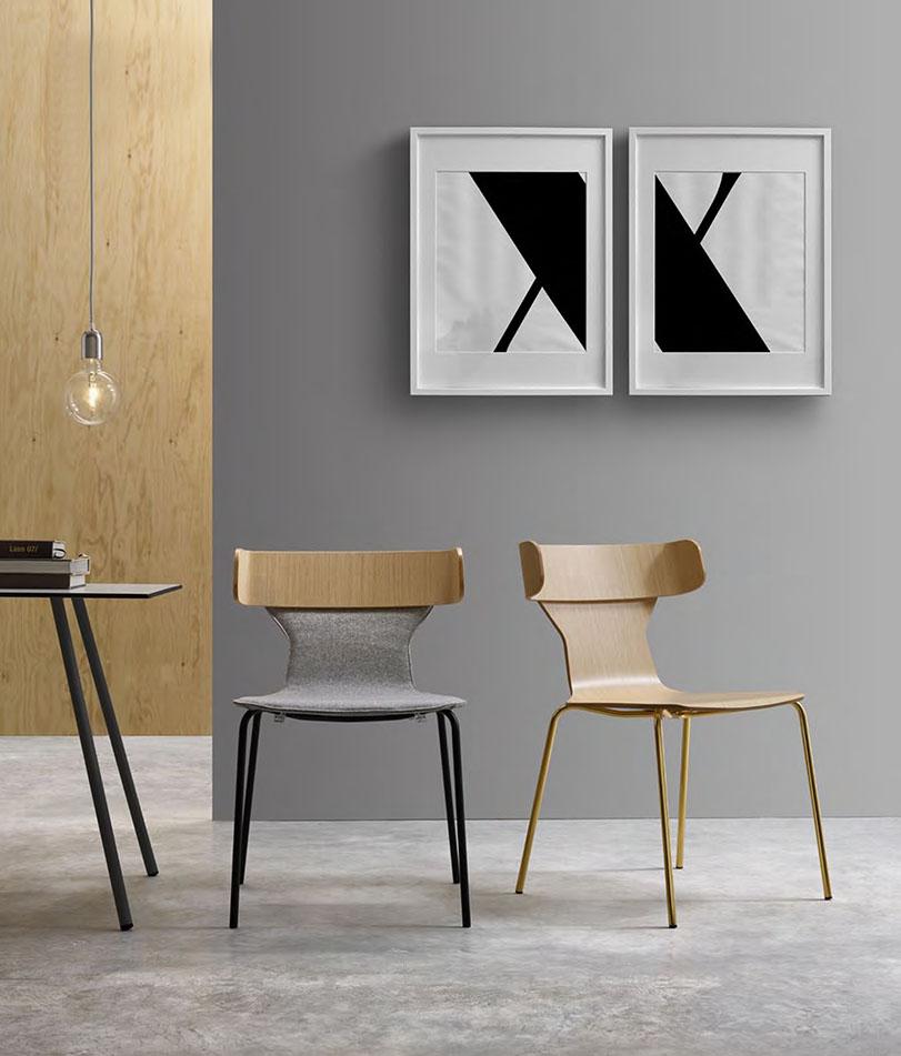 Silla Nerta - Ximo Roca Diseño
