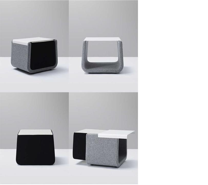 El sillón HIP by Ximo Roca Diseño
