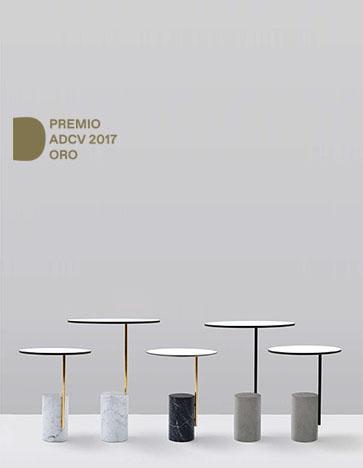 Las mesas auxiliares XA XA XA by Ximo Roca Diseño