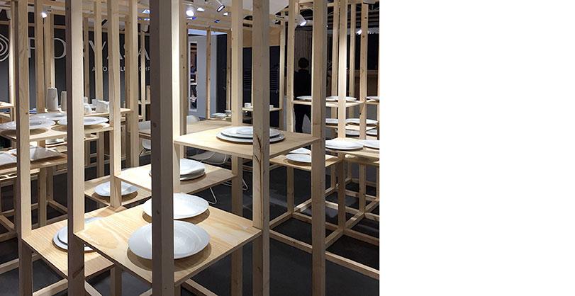 Porvasal Stand Sirha - Ximo Roca Diseño