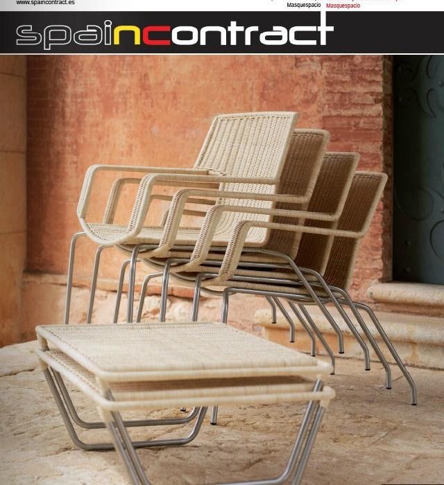 La silla, ese objeto de deseo. Revista Spain contract numero 19