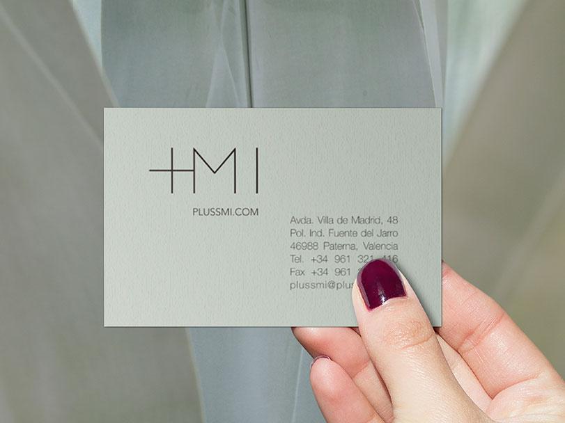 Branding y aplicaciones desarrolladas para Plussmi