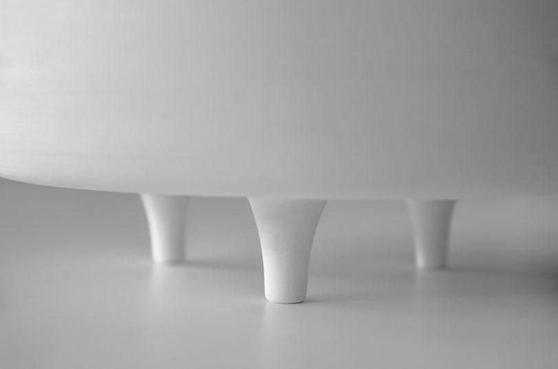 Tri. Colección de objetos de decoración realizados en gres - Ximo Roca Diseño
