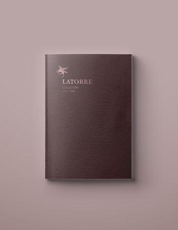 Diseño de catálogo para empresa de muebla clásico tapizado
