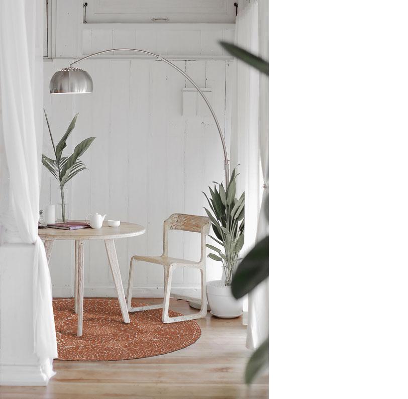 La colección pretende crear un producto novedoso que ofrezca al usuario una experiencia basada en las texturas y las formas de la alfombra.
