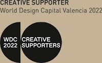 Ximo Roca Diseño Creative Supporter. Wold Desing Capital Valencia 2022